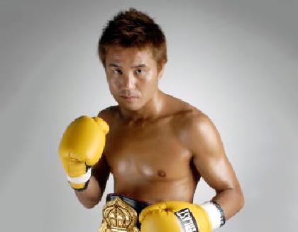 第69代WBA世界フライ級チャンピオン 坂田 健史
