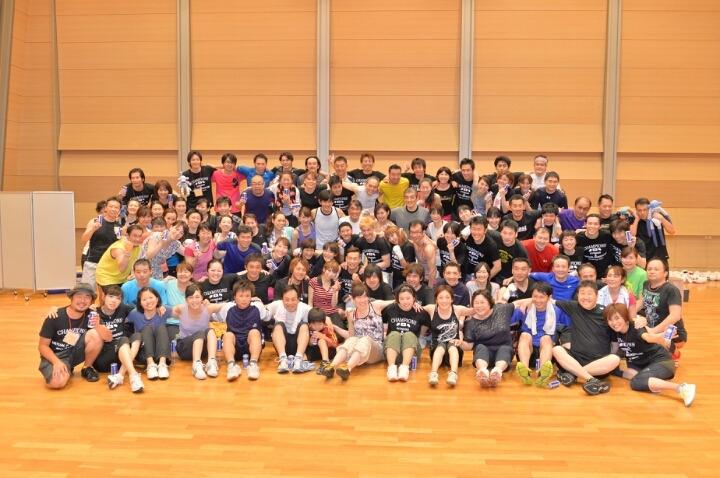 第2弾 東北復興支援チャリティ「フィットネス&バーチャルボクササイズIN東京2014」