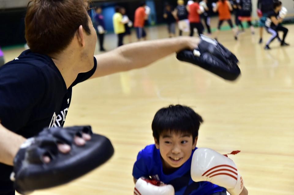 第5弾 東北復興支援チャリティ「フィットネス&バーチャルボクシング®IN東京2017」