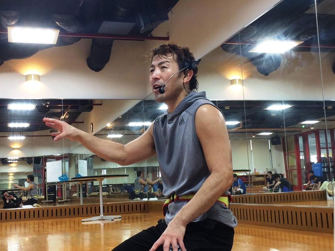 関西(大阪)ボクシングレッスンレッスンコリオ研修会 2月実施終了